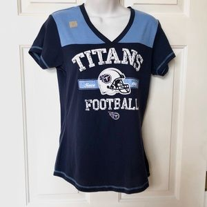 NFL Apparel Women's Tennessee Titans T-Shirt